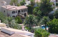 Rustikale, burgartige Villa in Benissa!