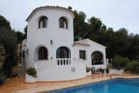 Cosy villa with sea views in La Fustera!